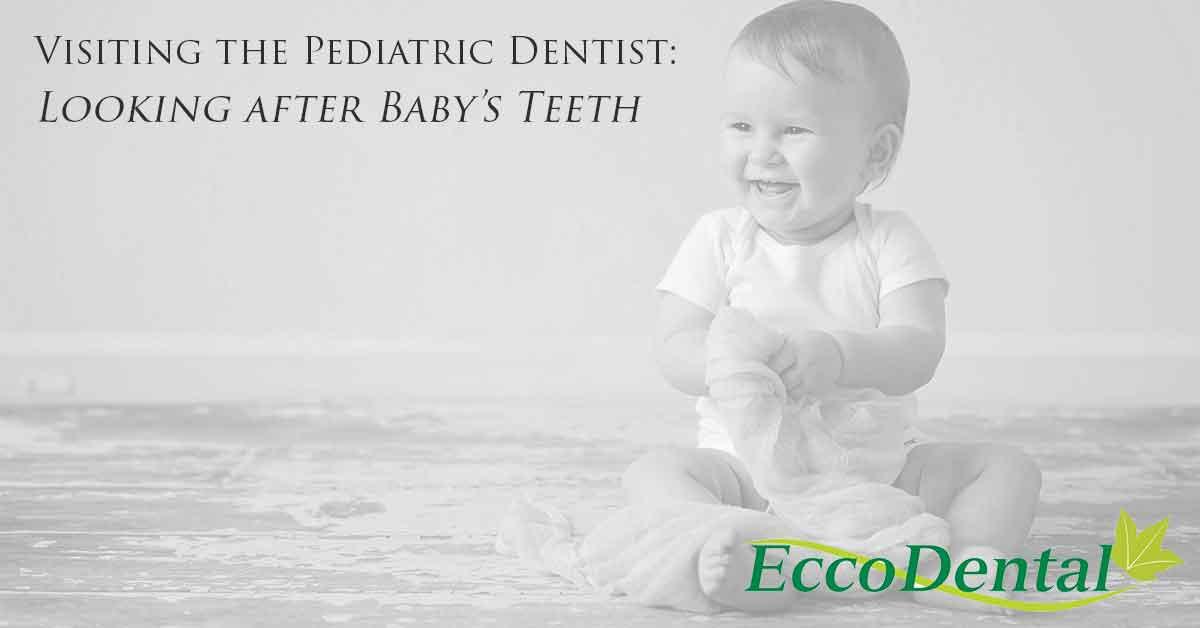 pediatric dentist baby teeth