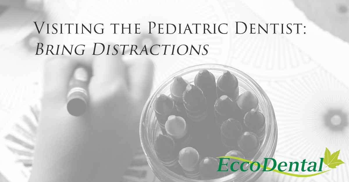 pediatric dentist distractions